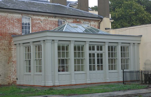 Heritage Conservatories, Conservatory designer and builder