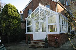 hardwood conservatories - project 2