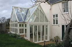 hardwood conservatories - project 1