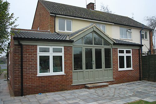 Kitchen extensions project 4 1 for Garden room extensions