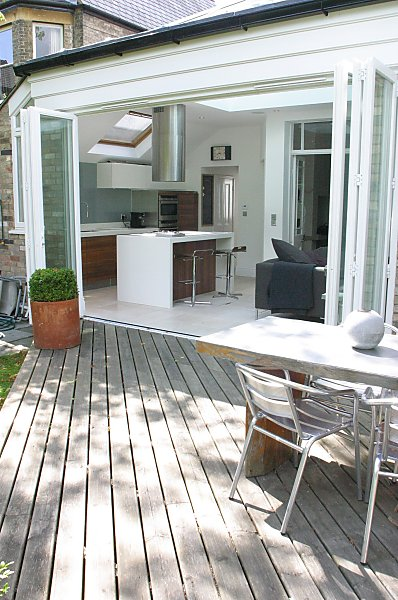 Modern living rooms - Kitchen Extensions Project 6 3