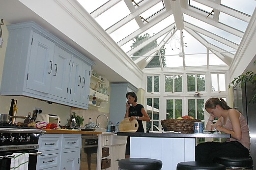 Kitchen Extensions br Heritage Conservatories