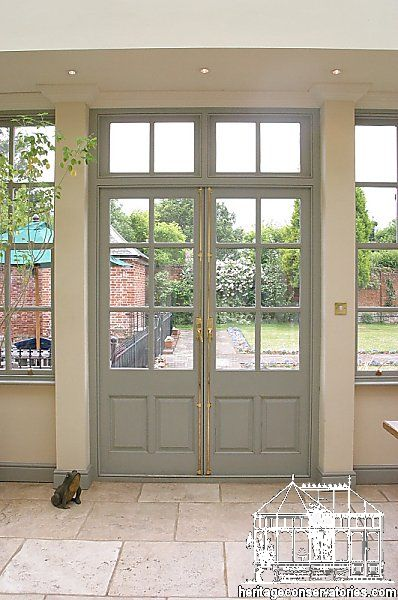 Heritage orangery project 7 4 for French window